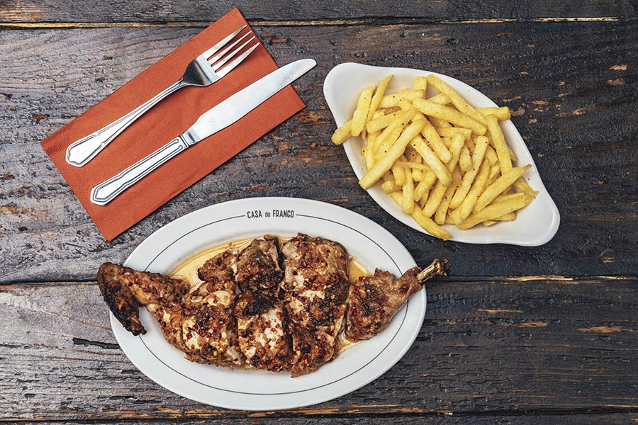 Casa do Frango brings its piri piri chicken to Shoreditch
