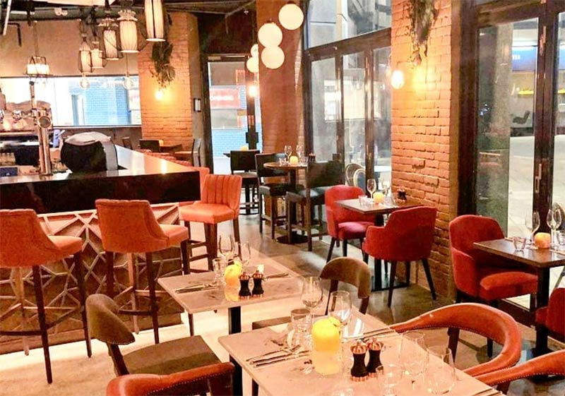 Chez Maiss is a new Hammersmith wine bar