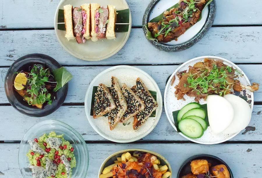 Chunky Buddha brings Asian tapas to Nightjar