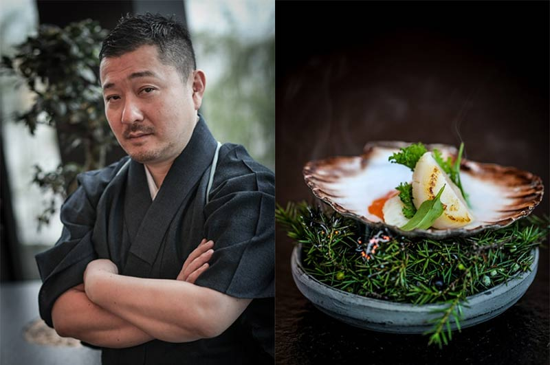 Endo at Rotunda sees sushi master Endo Kazutoshi opening at Television Centre