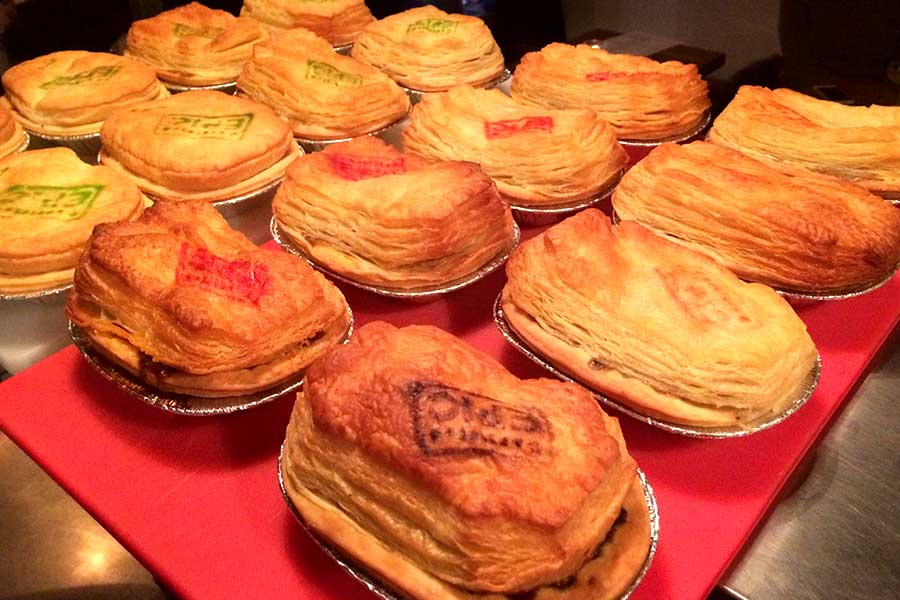 epic pies opens by st paul's