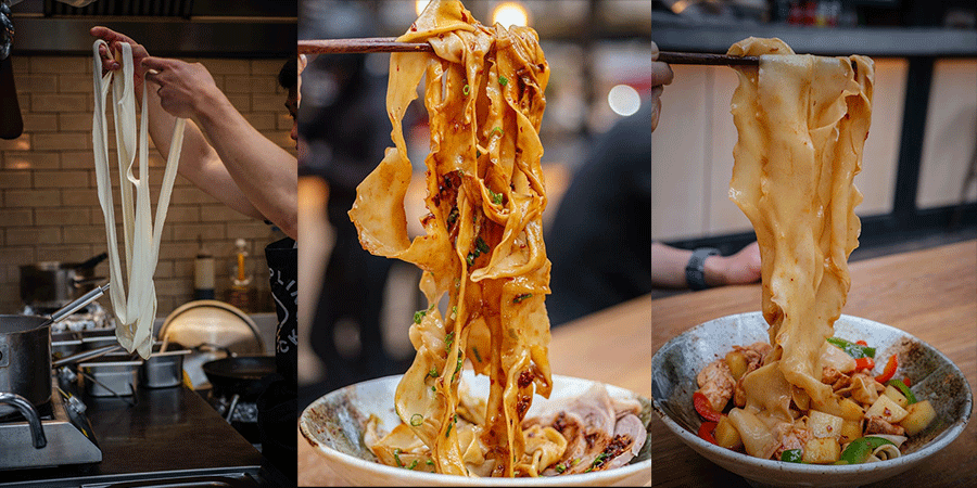 Dumpling Shack are opening Fen Noodles hand-pulled noodle bar in Spitalfields