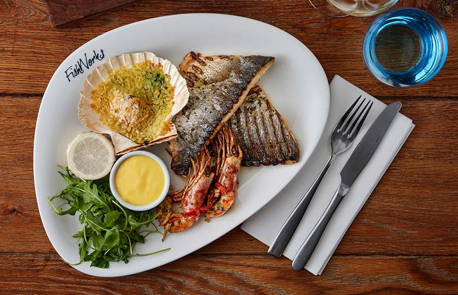 Covent Garden is the home for Fishworks' latest fishmonger and seafood restaurant