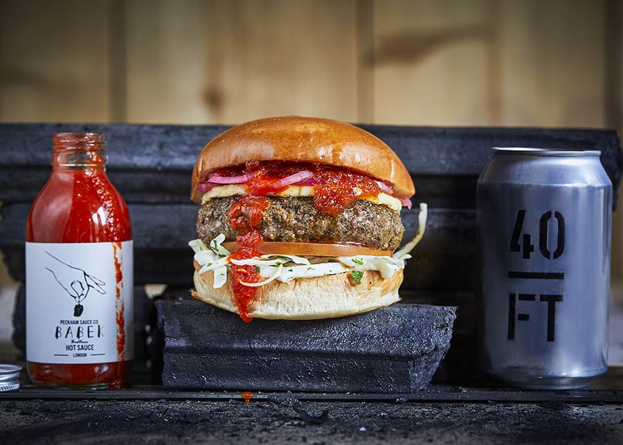 Honest Burgers come to Liverpool street - and bring a special burger