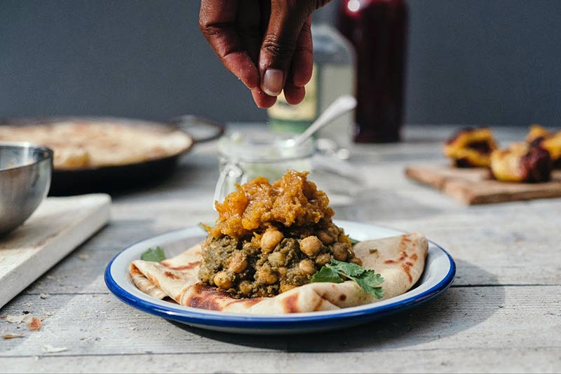 Island Social Club are bringing their Caribbean rotis and rum bar to Haggerston