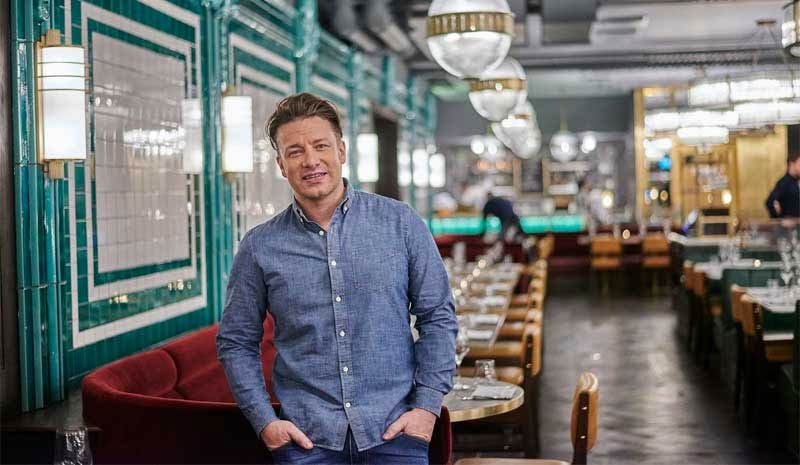 Jamie Oliver's restaurants go into administration