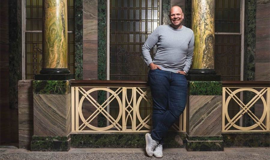 Tom Kerridge is opening a restaurant at Manchester's Stock Exchange Hotel