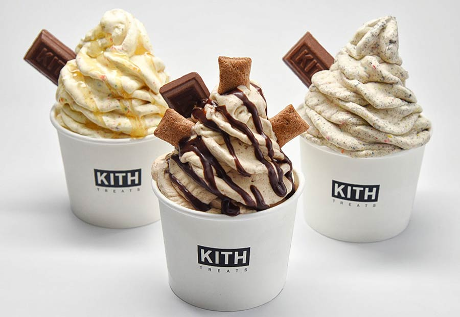 Kith Treats cereal bar comes to London at Selfridges with soft-serve, milkshakes and more...
