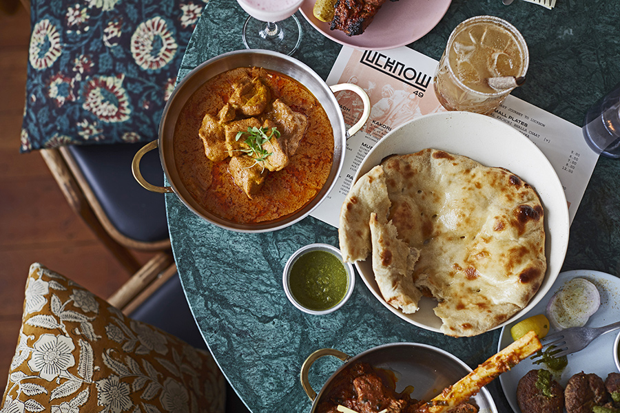 Lucknow 49 on Maddox Street will be the new restaurant from the Dum Biryani team