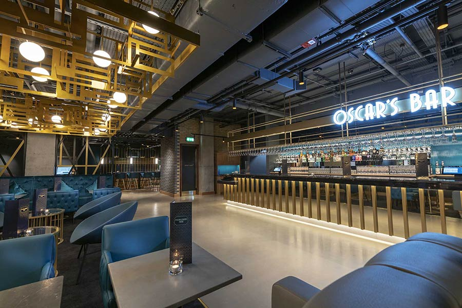Islington gets dinner and a movie with Odeon Luxe & Dine.