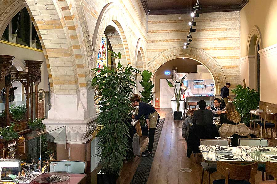 mercato mayfair food hall review