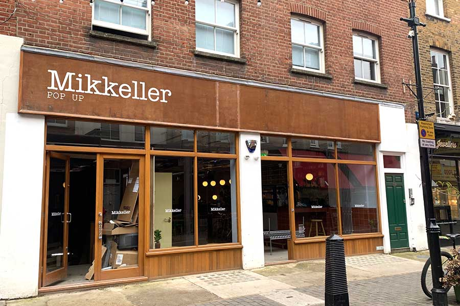 mikkeller and rick astley brewpub exmouth market