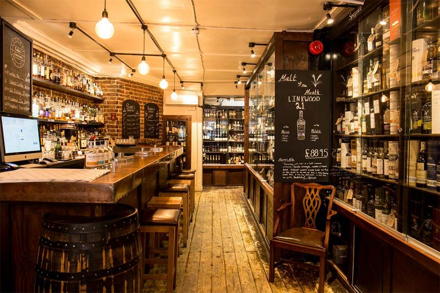 London's Oldest Whisky Specialist Milroy's to Open Second Site