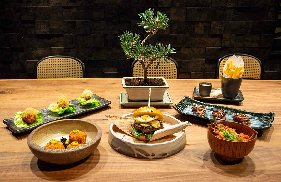 Nami is the new Japanese street-food bar at Nobu Shoreditch