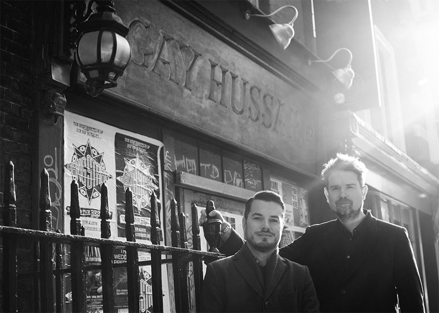 Noble Rot Soho is taking over The Gay Hussar for their next restaurant