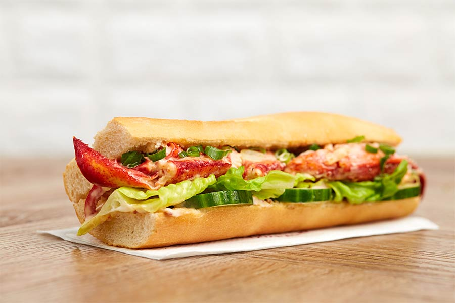 Pret is launching a lobster roll for Summer