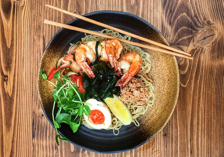 Tonkotsu's latest ramen restaurant is in Shoreditch
