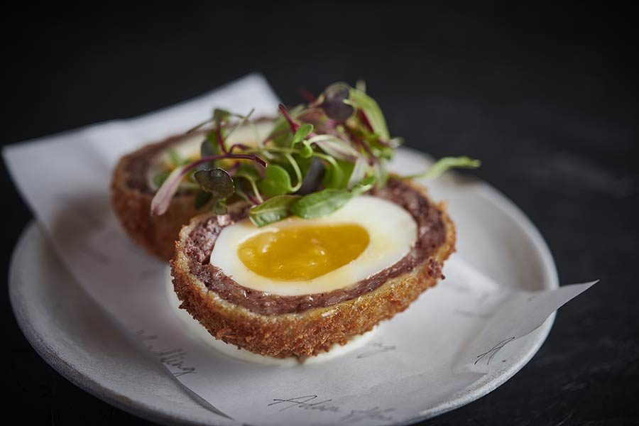 Ugly Butterfly is Adam Handling's no-waste restaurant on the King's Road