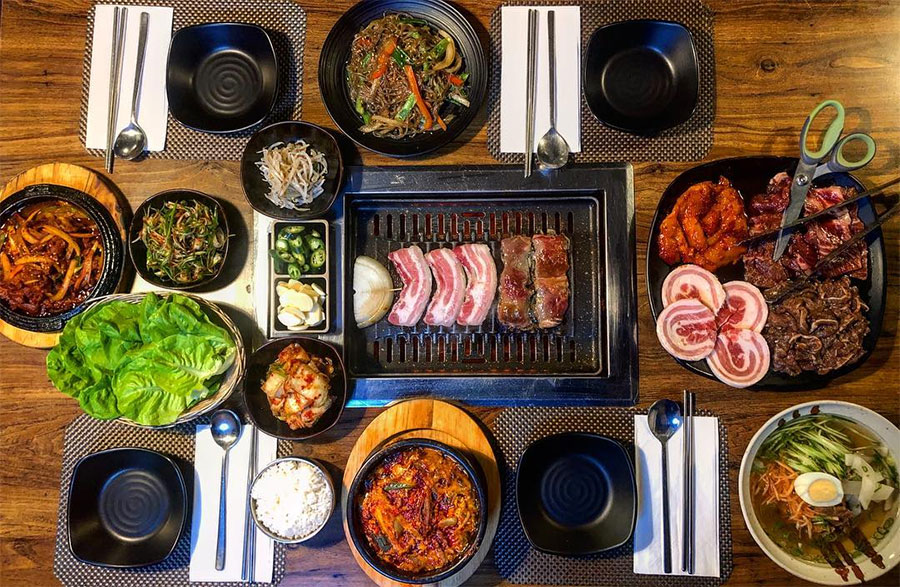 Korean barbecue restaurant Yori to open in Covent Garden