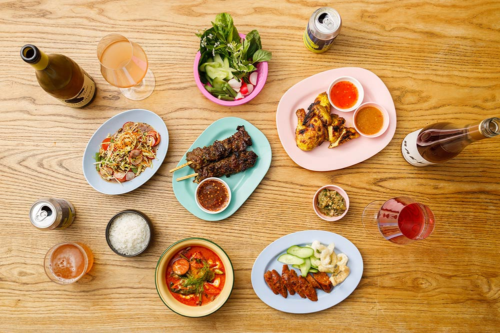 Anglo Thai are landing at Dalston's Newcomer Wines for a new residency