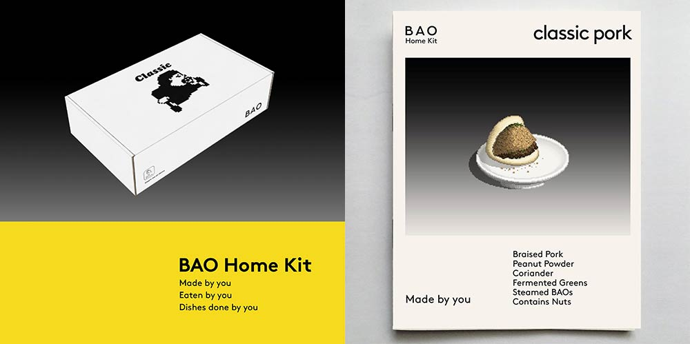 Bao are delivering bao kits all over London (and soon, nationwide)