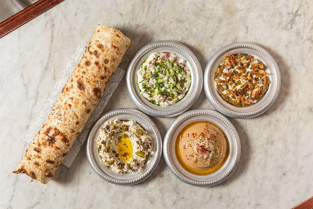 The Berenjak Bazaar adds new kababs, a mazeh box and more...