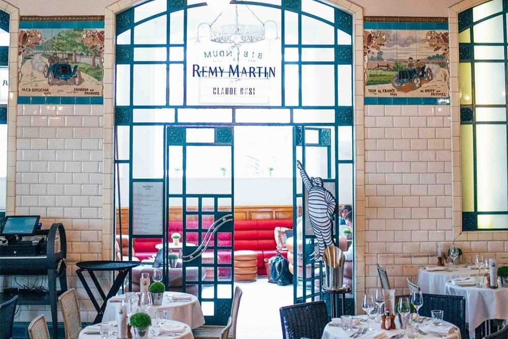 Claude Bosi's Oyster Bar at Bibendum starts a weekend delivery menu