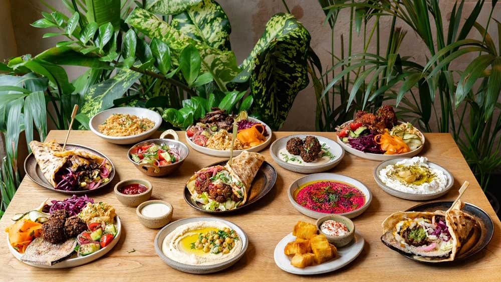 bubie by babala is a new veggie delivery service in London