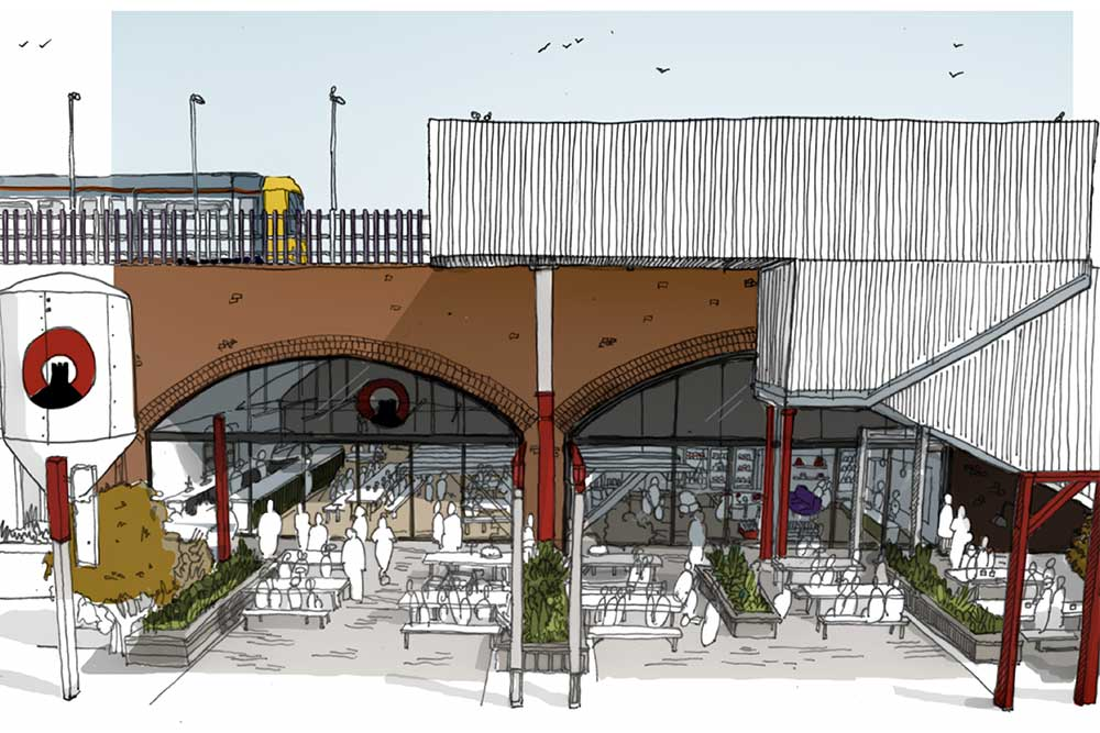 Camden Town Brewery revamp plans
