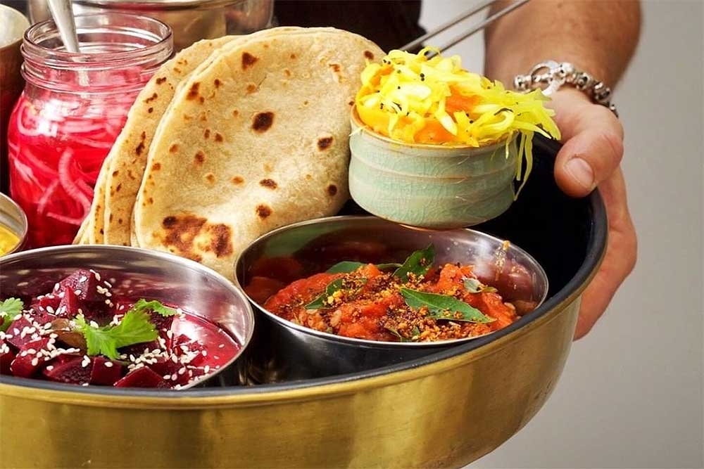 dabba drop curry delivery service london
