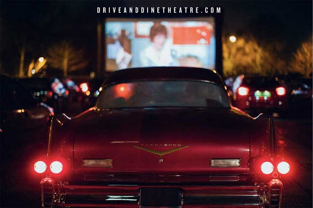 drive and dine theatre tom kerridge london