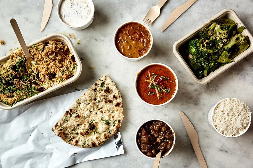 Dishoom launches new delivery kitchens to deliver across London