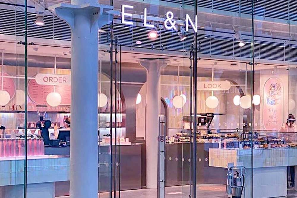 elan cafe opens in st pancras station