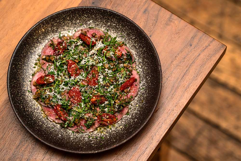 erev by shuk opens at Borough Market