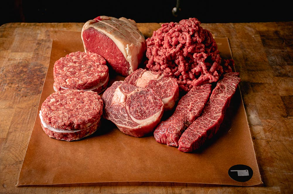 Flat Iron bring the best of their beef together in their first meat box