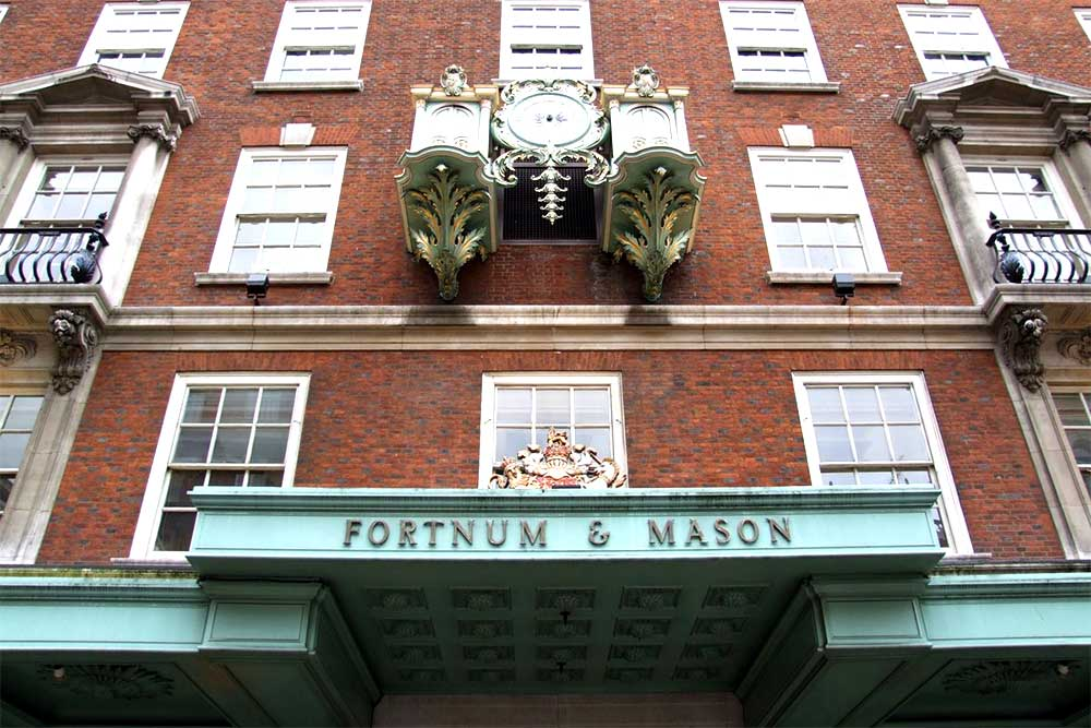 fortnums is reopening its Piccadilly store