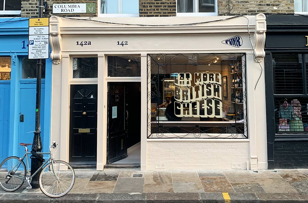 The Cheese Bar to open Funk, a cheese shop on Columbia Road
