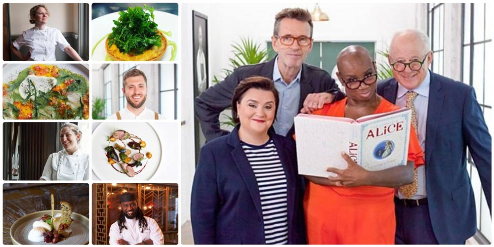 Great British Menu 2020: which chefs from London restaurants are taking part?