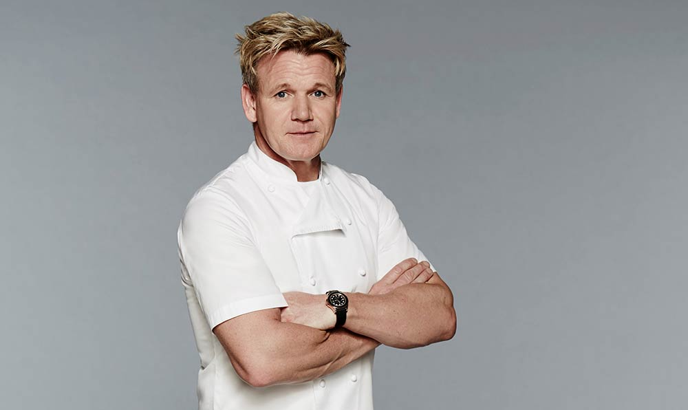 Gordon Ramsay is bringing his burger restaurant to Harrods