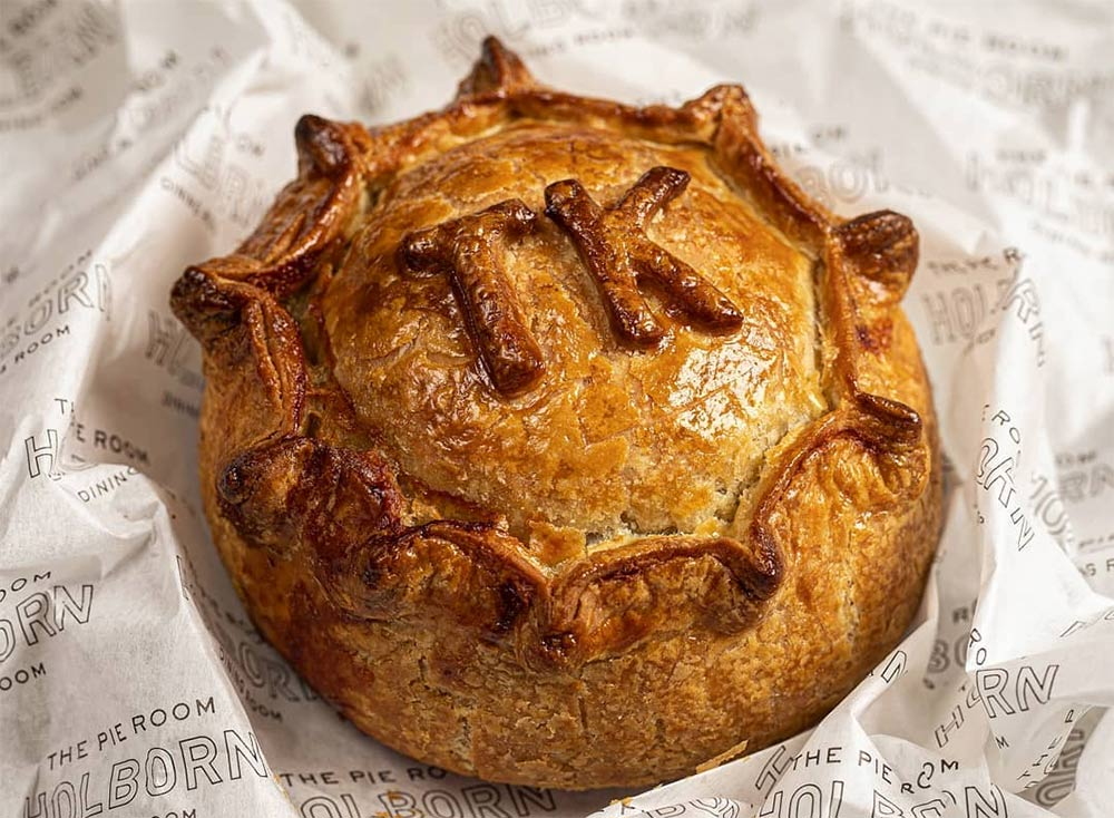 Holborn Dining Room Pie Room's guest series starts with Tom Kerridge