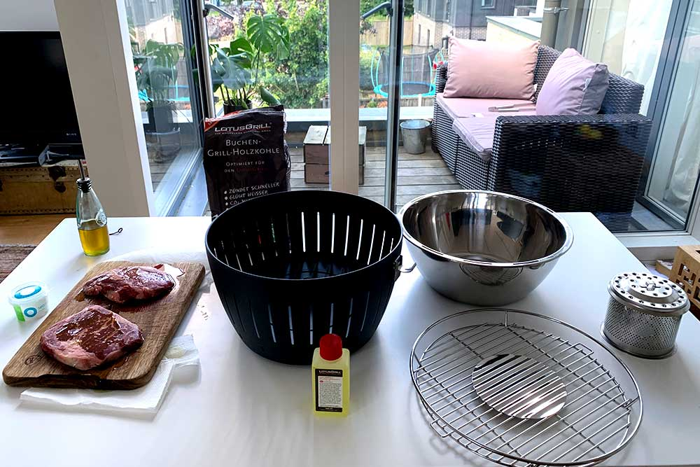 lotus grill review