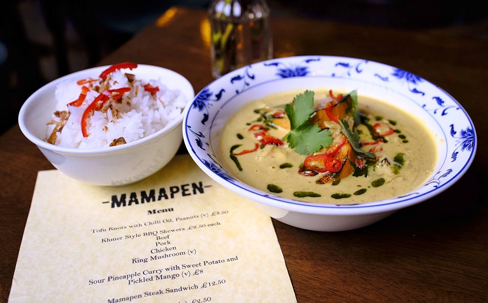 Mamapen sets ups a Cambodian residency at Dalston's Prince Arthur
