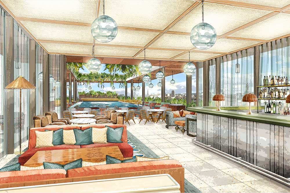 Soho House comes to the Strand