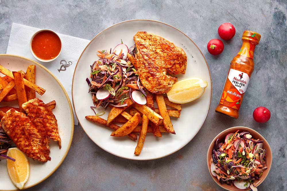 Nando's is coming to you with a new DIY recipe box