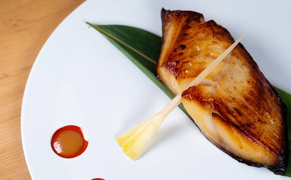 Nobu London is delivering - and that includes their Black Cod Miso