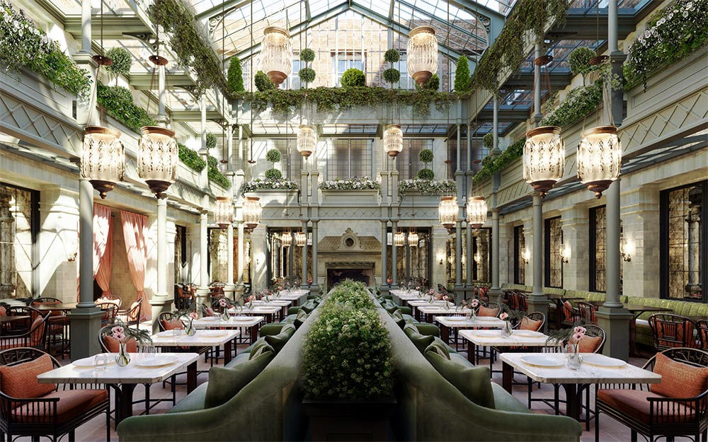New York's NoMAd is coming to London, landing in Covent Garden