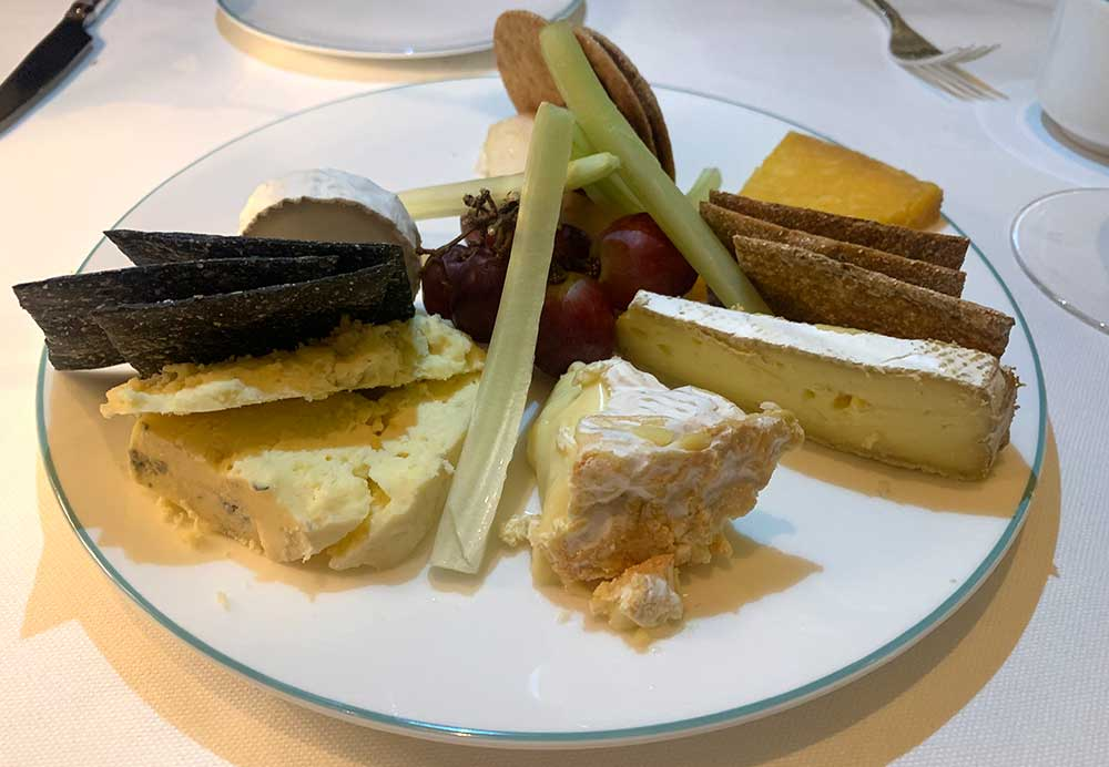 northall restaurant review the corinthia london