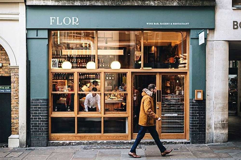 flor is reopening in Borough Market