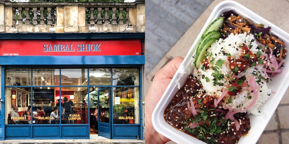 Sambal Shiok is opening an economy rice takeaway next door on Holloway Road
