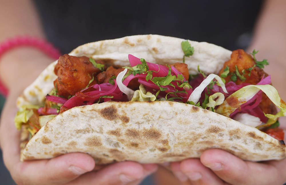 Tandoor Tacos spins out from Tandoor Chop House, landing in the Hoxton Southwark